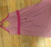 Платье сарафан 46 обмен