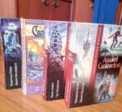 Книги Андрей Сапковский 4 книги