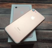iPhone 7 128 pink