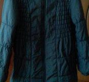 Куртка,подходит для беременных