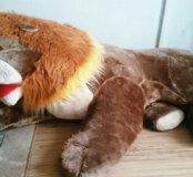 Огромный лев (обмен)