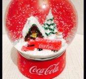 Шар от Coca-cola