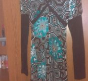 Платье. Трикотаж