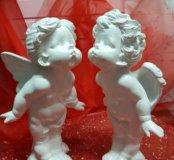 Целующие Ангелочки.