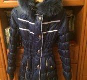 Женское пальто(xs-s)