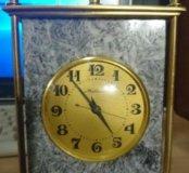 Часы настольные-каминные-каретные Молния