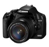 Зеркальный фотоаппарат Canon EOS 500D Kit 18-55 б/