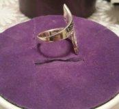 Кольцо серебряное 17-й р-р