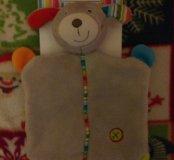 Новая игрушка-обнимашка комфортер babyfehn