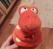 Говорящая игрушка змея