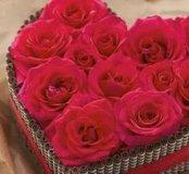 Цветы на 14февраля