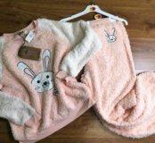 Плюшевые уютные мягкие и ТЁПЛЫЕ пижамы от Primark