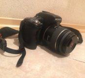 Зеркальная камера Sony Alpha 500