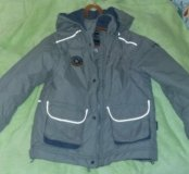 Куртка для мальчика 104