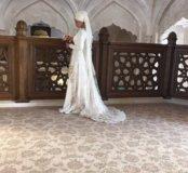 Мусульманские платья для Никаха, торжества