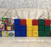 Кубики для детей.
