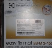 Тёплый пол Electrolux EEFM 2-150-9