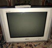 Телевизор среднего размера Самсунг