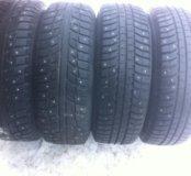 Зимние шипованные шины r 15