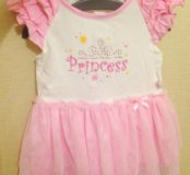 Платье принцессы на 80 см