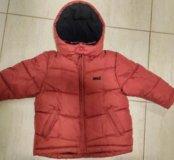 Куртка, пуховик детский