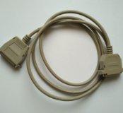 Кабель Bitronic для принтера LPT 1.8м