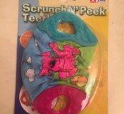 Scrunch'N Peek Teether