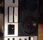Проигрыватель(магнитофон) бабин ELFA 332 стерео