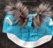 Куртка для маленькой собаки