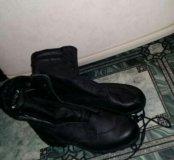 Ботинки военные( берцы)