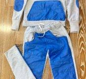 Продам утеплённый спортивный костюм новый 42-44 SM