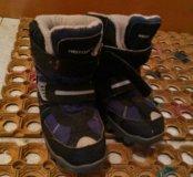 Детские ботинки зима. Новые такие стоят 2800 руб.