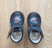 Обувь для первых шагов
