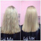 Кератиновое выпрямление волос без запаха!