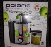 Соковыжималка Polaris PEA 0829 Fruit Fusion новая