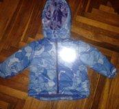 Детская куртка осень весна