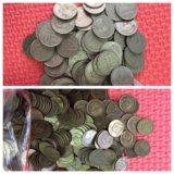 Монеты 1961-1991 года 3,5 кг.