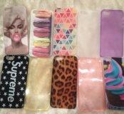 Чехол бампер накладка iPhone 5 5s 5se