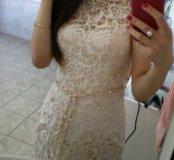 Очень шикарное вечернее платье