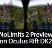 OCULUS RIFT dk2 очки виртуальной реальности.