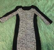 Платье ф. Мохито