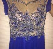 Шикарное вечернее платье от Джованни