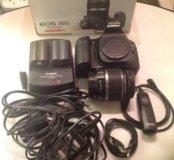 Фотоаппарат Canon 30D + Canon 18-55 IS