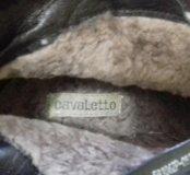 Зимние ботильоны Cavaletto