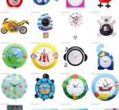 Детские часы и будильники