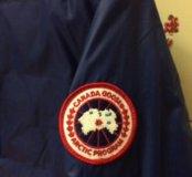 Пальто оригинальное Canada goose новое S/P