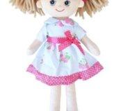 Мягконабивная кукла Grace