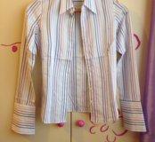 Рубашка под запонки Marks&Spencer, размер 40-42