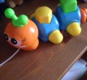 Игрушки-каталки