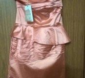 Новое дорогое платье с большой скидкой